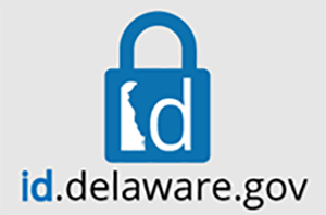 ID Delaware Gov text overlay