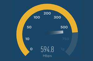 Technology background representing Broadband